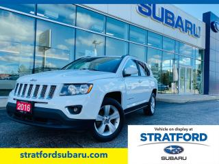 Used 2016 Jeep Compass Sport for sale in Stratford, ON
