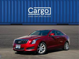 Used 2014 Cadillac ATS 2.0T for sale in Stratford, ON