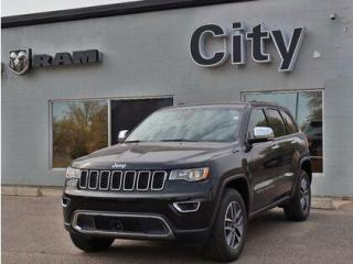 New 2021 Jeep Grand Cherokee 3.6L | Leather | Protech | Tow Group #101 for sale in Medicine Hat, AB