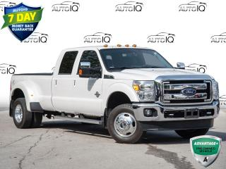 Used 2016 Ford F-350 Lariat LARIAT ULTIMATE PACKAGE   5TH WHEEL PREP   SNOW PLOW PREP   DIESEL   CLEAN CARFAX for sale in St Catharines, ON