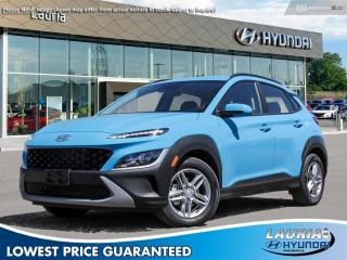New 2022 Hyundai KONA 2.0L AWD Essential for sale in Port Hope, ON