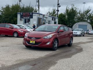 Used 2012 Hyundai Elantra GLS for sale in Kitchener, ON