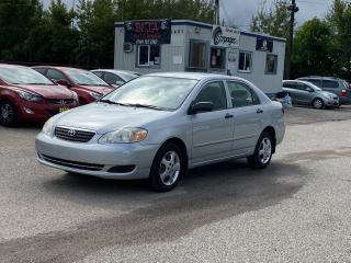 Used 2006 Toyota Corolla CE for sale in Kitchener, ON
