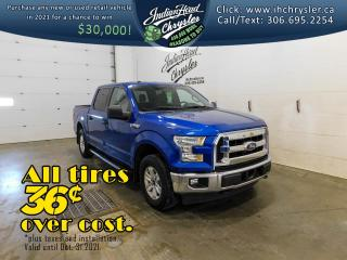 Used 2017 Ford F-150 XLT 4x4   Supercrew   Bluetooth for sale in Indian Head, SK
