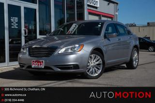 Used 2013 Chrysler 200 Limited for sale in Chatham, ON