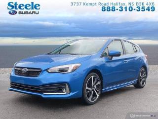 New 2021 Subaru Impreza Sport-tech for sale in Halifax, NS