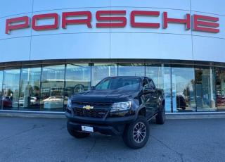 Used 2018 Chevrolet Colorado Crew 4x4 Zr2 / Short Box for sale in Langley City, BC