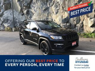 Used 2018 Jeep Compass NORTH for sale in Sudbury, ON