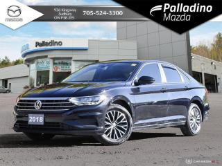 Used 2019 Volkswagen Jetta 1.4 TSI Highline DRIVER ASSISTANCE PACKAGE - NO ACCIDENTS for sale in Sudbury, ON