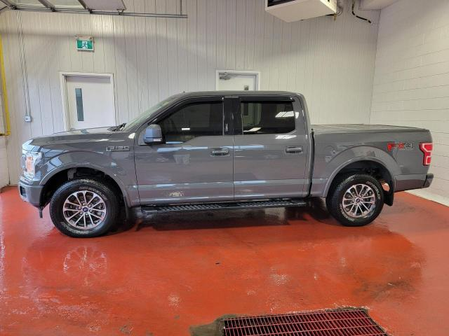 2018 Ford F-150 XLT FX4 OFF ROAD Photo2