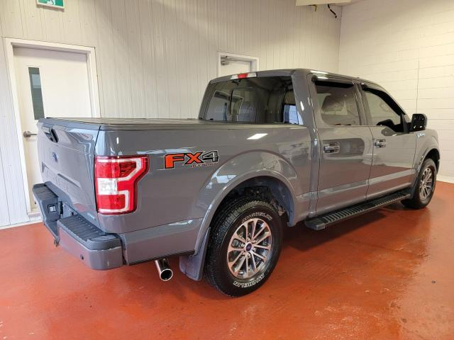 2018 Ford F-150 XLT FX4 OFF ROAD Photo3
