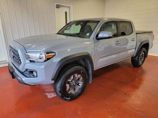 Used 2019 Toyota Tacoma TRD Off Road for sale in Pembroke, ON