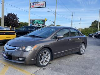 Used 2010 Acura CSX Tech Pkg for sale in Cobourg, ON