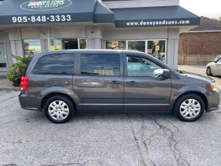 Used 2017 Dodge Grand Caravan for sale in Mississauga, ON