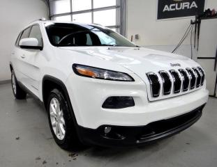 Used 2014 Jeep Cherokee NORTH EDITION,2WD.0 CLAIM for sale in North York, ON
