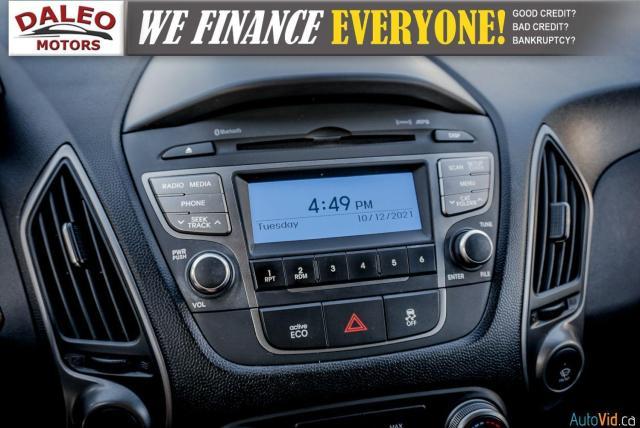 2015 Hyundai Tucson GL / HEATED SEATS / USB INPUT / POWER MIRRORS / Photo24