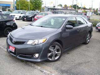 Used 2014 Toyota Camry SE,BLUETOOTH,GPS,BACK UP CAMERA,SUNROOF,CERTIFIED for sale in Kitchener, ON