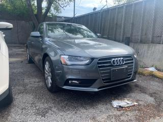 Used 2013 Audi A4 Komfort for sale in North York, ON