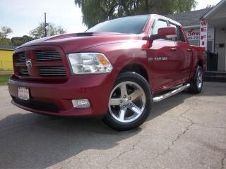 Used 2011 RAM 1500 SPORT for sale in Oshawa, ON