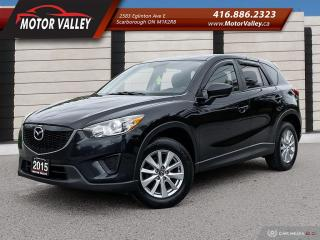 Used 2015 Mazda CX-5 GX-SKYACTIV 6MT No Accident! for sale in Scarborough, ON