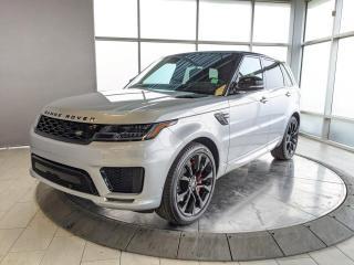 New 2022 Land Rover Range Rover Sport HST for sale in Edmonton, AB