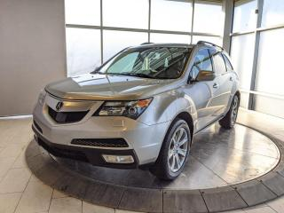 Used 2011 Acura MDX Elite | 3rd Row | Rear DVD | Adaptive Cruise for sale in Edmonton, AB