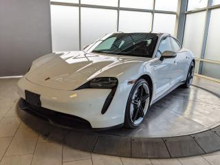 Used 2020 Porsche Taycan 4S   CPO   Ext. Warranty   Premium PKG   Performance Battery   Sport Sound for sale in Edmonton, AB