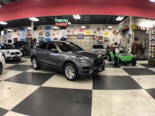 Used 2017 Jaguar F-PACE F-PACE AUTO DIESEL AWD SUNROOF NAVI H/SEATS for sale in North York, ON