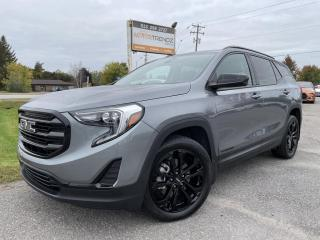 Used 2020 GMC Terrain SLE AWD with Heated Seats, AutoStart, Lane Departure, BackupCam, CarPlay, Pwr Seat, Dual Zone Air and Mo for sale in Kemptville, ON