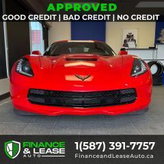 Used 2017 Chevrolet Corvette 1LT for sale in Calgary, AB