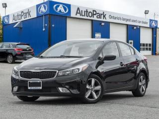 Used 2018 Kia Forte LX+ at BACKUP CAM|HEATED SEATS|BLUETOOTH|CRUISE CONTROL for sale in Georgetown, ON
