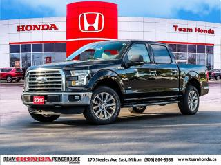 Used 2016 Ford F-150 XLT for sale in Milton, ON