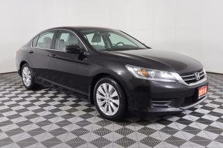 Used 2014 Honda Accord LX LOCAL TRADE-IN | MANUAL | HEATED SEATS | BACKUP CAM for sale in Huntsville, ON