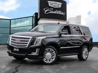Used 2019 Cadillac Escalade Platinum Edition for sale in Burlington, ON