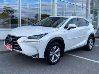 Used 2017 Lexus NX 300h HYBRID+EXECUTIVE! for sale in Cobourg, ON