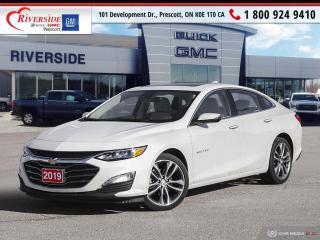 Used 2019 Chevrolet Malibu Premier for sale in Prescott, ON