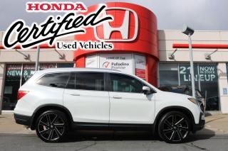 Used 2021 Honda Pilot EX-L Navi BLACK for sale in Sudbury, ON