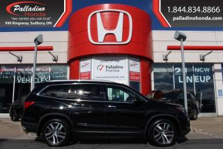Used 2017 Honda Pilot Touring TOUR for sale in Sudbury, ON