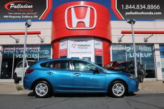 Used 2017 Subaru Impreza for sale in Sudbury, ON