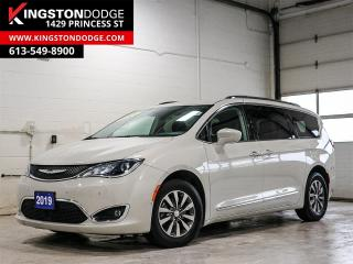 Used 2019 Chrysler Pacifica Touring-L Plus | Nav | DVD | Sunroof | Leather | for sale in Kingston, ON