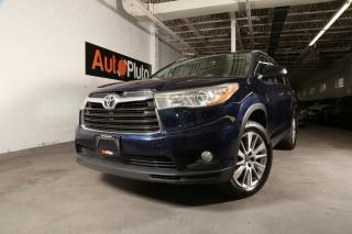 Used 2016 Toyota Highlander AWD 4DR XLE for sale in North York, ON