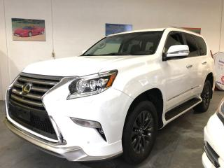 Used 2017 Lexus GX 460 7 PASSANGER for sale in North York, ON