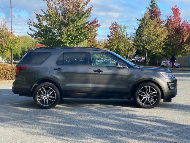 2016 Ford Explorer SPORT Photo7