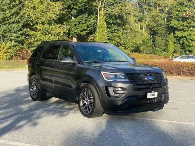 2016 Ford Explorer SPORT Photo8