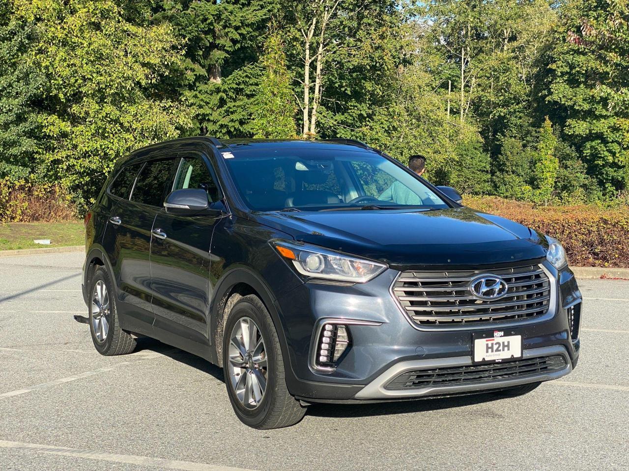 2017 Hyundai Santa Fe XL Ultimate Photo8