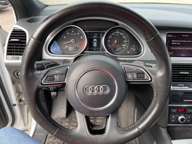 2013 Audi Q7 3.0L  S Line AWD NAVIGATION /PANORAMIC SUNROOF Photo10