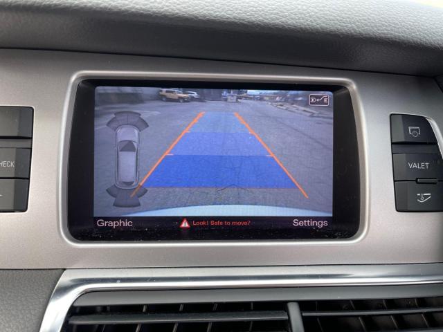 2013 Audi Q7 3.0L  S Line AWD NAVIGATION /PANORAMIC SUNROOF Photo16