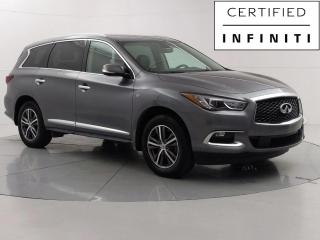 Used 2018 Infiniti QX60 AWD Leather, Remote Start, Navigation, 7 Passenger, 6000 lbs Towing for sale in Winnipeg, MB