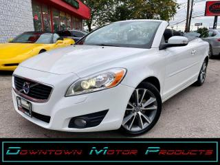 Used 2011 Volvo C70 Convertible for sale in London, ON