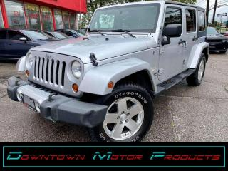 Used 2009 Jeep Wrangler Sahara for sale in London, ON